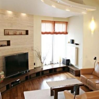 Pomysł na otwartą przestrzeń: salon + jadalnia :)