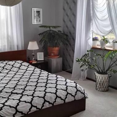 Sypialnia w odsłonie nr 3