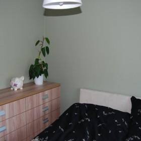 i kawałek sypialni