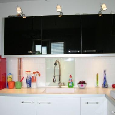 kuchnia z kolorem