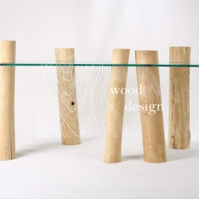 Stolik kawowy Wood Design