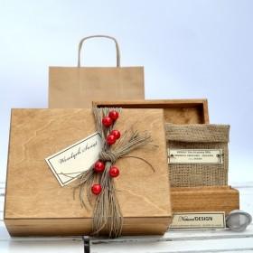 Pomysł na prezent i jego oryginalne pakowanie