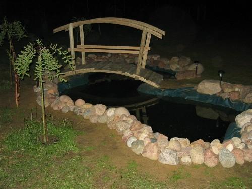 Zdjęcie 916 W Aranżacji Oczko Wodne Deccoriapl