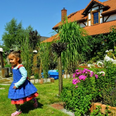 Wyjątkowa symbioza: ogród i dom