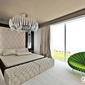 aranżacja sypialni i łazienek w domu we Wrocławiu