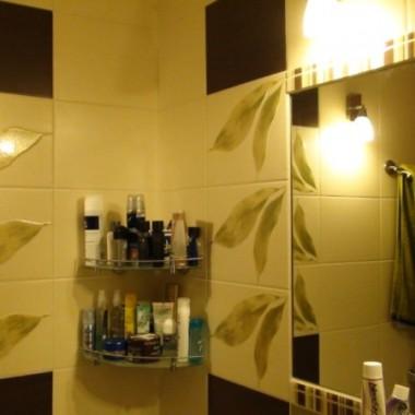 bambus - łazienka