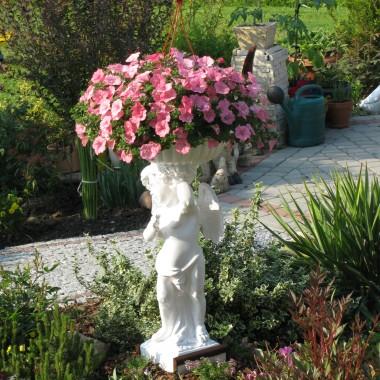 mój skromny ogród - miejsce gdzie wypoczywamy