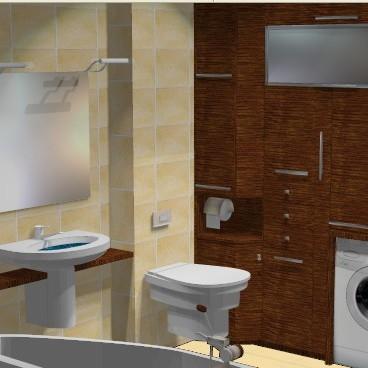 Łazienki - wizualizacje