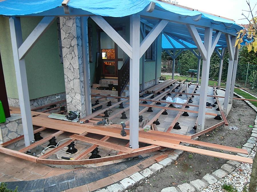 Ekipy remontowe, Taras w Bogatyni