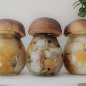 zapachniało grzybami&#x3B;)))