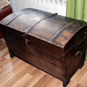 Stary kufer...