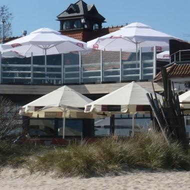...........a nad morzem pogoda plażowa , dziś tu są tłumy :) Pozdrawiam :)