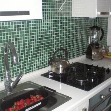 nasze maleńkie mieszkanko - kuchnia