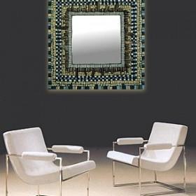 Mozaika we wnętrzach... nie tylko do łazienki