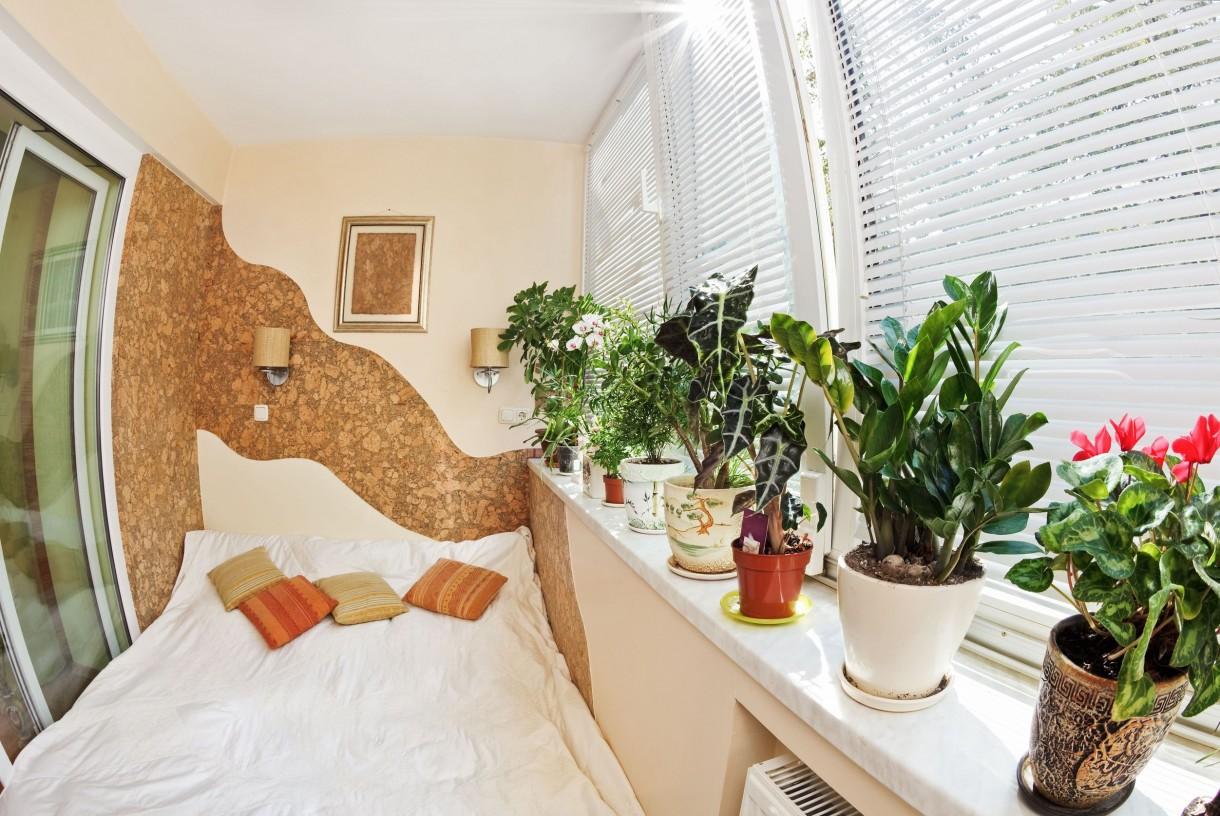 Zdjęcie 1121 W Aranżacji Rośliny Do Sypialni Deccoriapl