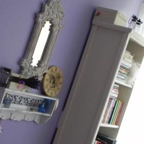 sypialnia o zapachu lawendy