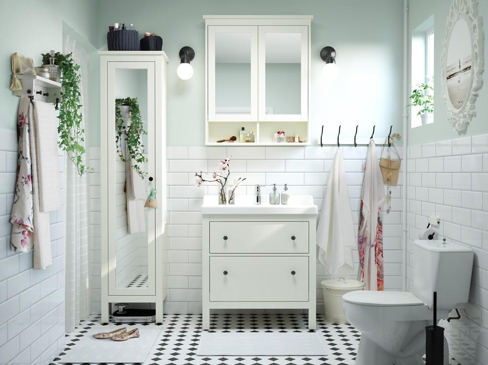 Zdjęcie 1619 W Aranżacji łazienka Idealna Deccoriapl