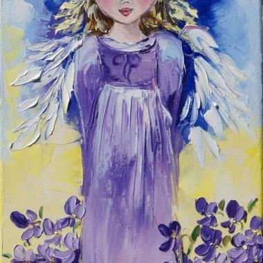Anioły, aniołki