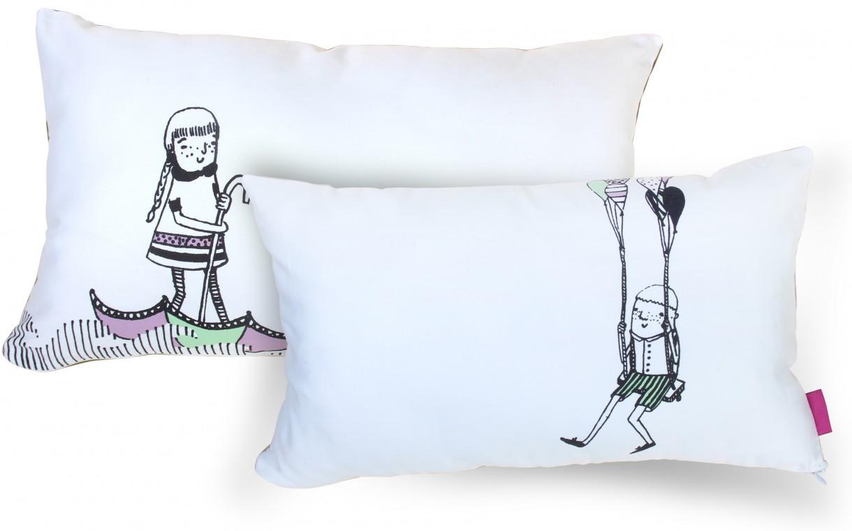 Poduszki Dekoracyjne Dla Dzieci Deko Boko Deccoriapl
