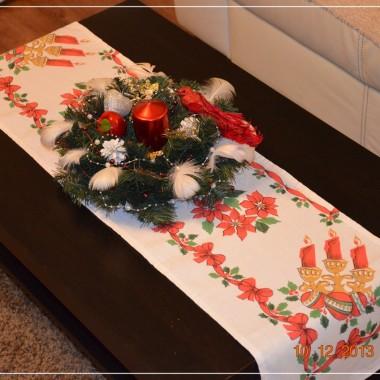 Pierwsze świąteczne pstryczki ....