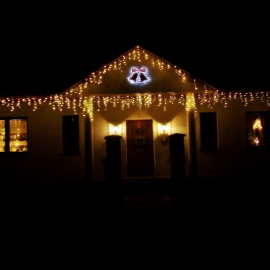 nasz ukochany świąteczny domek&#x3B;)))