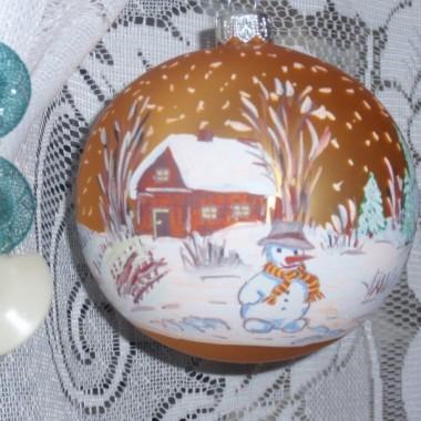 BOMBKI i dekoracje świąteczne