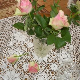 Różą przeplatane...