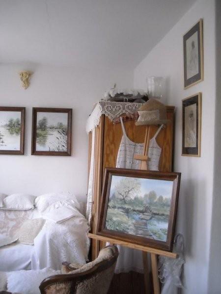 Pozostałe, Jak zmieniało się moje mieszkanie.................. - ...............i pierwsze obrazy od Wandy............