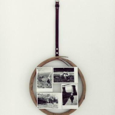 DIY rama na zdjęcia