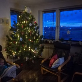 .. A jeszcze świątecznie.....