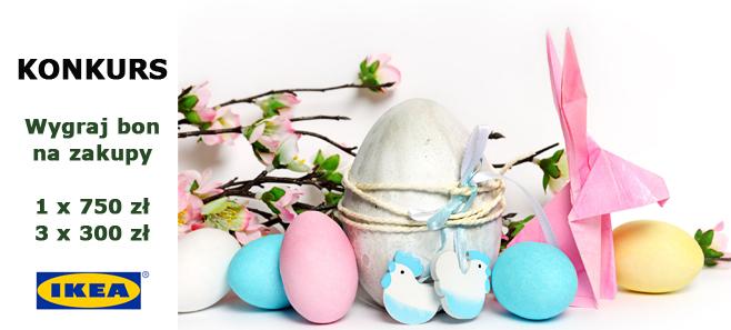 KONKURS: Wielkanocne dekoracje w moim domu