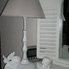 Sypialnia po małej metamorfozie.