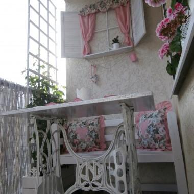 Słodki balkonik :)