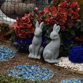 Wiosenne dekoracje do ogrodu