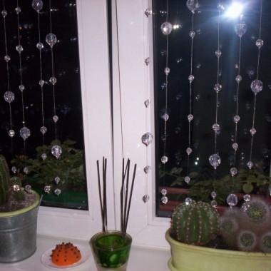Moje okno...w kuchni :)