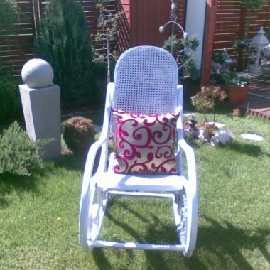 Mała renowacja fotela