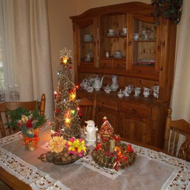 Ozdoby na Boze Narodzenie.