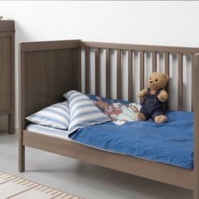 Czy łóżko może rosnąć razem z twoim skarbem?