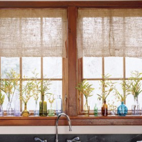 Country Living okno