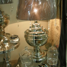 Co myślicie o lampie?