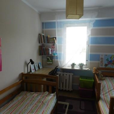 Pokój 7-letniej córeczki i 4-letniego synka