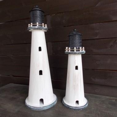 Lampiony - latarnie morskie - klimat marynistyczny