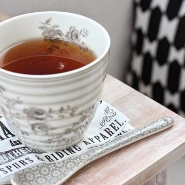 Na moim balkonie herbatka smakuje wyśmienicie &#x3B;-)