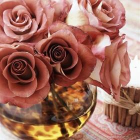 cynamonowe róże...
