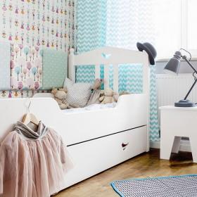 Zagłówki w pokoju dziecięcym – praktyczna dekoracja