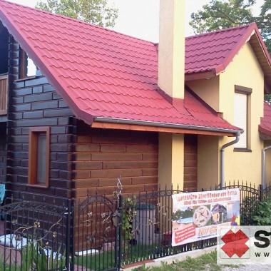 30.07.2012 - Kolejne zlecenie dekoracji istniejącego komina.
