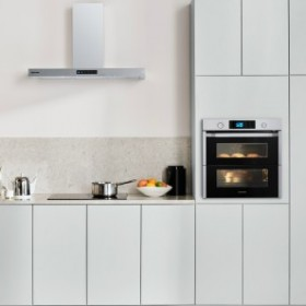 Nowy piekarnik Samsung Dual Cook Flex – dzielone drzwi otwierają nowe możliwości pieczenia