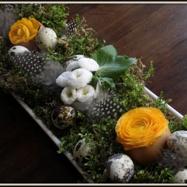 Florystyczne zapędy:)