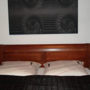 sypialnia i pokój gościnny