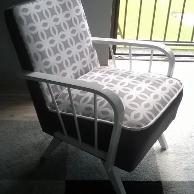 mój pierwszy fotel